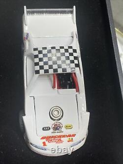 Clint Smith #1 Dunn-Benson MDC 124 Dirt Late Model. Made By Rodney Combs RARE