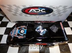 Cory Hedgecock #23 2020 Dirt Late Model 124 scale car ADC DW220M264