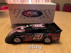 Custom Jimmy Ownes 1/24 Adc Dirt Late Model Dirt Car