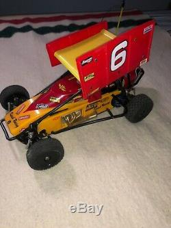 Custom Works Brushless Direct Drive 1/10th Electric Latemodel Dirt Oval