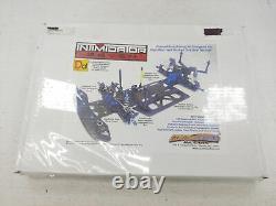 Custom Works Intimidator 7, 1/10th Electric RC Latemodel Dirt Oval Kit 0980