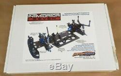 Custom Works Intimidator 7, 1/10th Electric RC Latemodel Dirt Oval Kit 0985