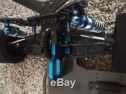 Custom Works Intimidator Direct Drive 1/10th Electric Latemodel Dirt Oval Kit