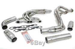 DYNATECH SBC 1-5/8 to 1-3/4 in Primary Dirt Late Model Headers P/N 711-65910