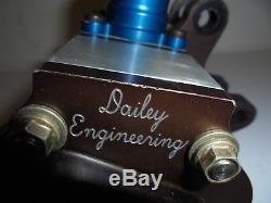 Dailey 5 Stage Dry Sump Oil Pump-racing-late Model-ump-imca-dirt-scp-barnes-used
