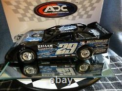 Dale Moore #29 1/24 2021 Dirt Late Model ADC NEW BODY Red Series
