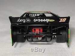 Danica Patrick #10 1/24 Adc Dirt Late Model Rare Racing Diecast Car #db2121588p
