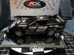 Darrell Lanigan #29 1/24 2020 Dirt Late Model ADC NEW BODY