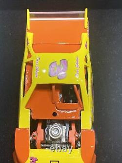 Dean Johnson #3D. MDC 124 Dirt Late Model. MaDe By Rodney Combs. RARE