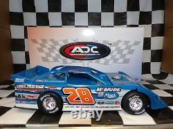 Dennis Erb #28 2020 Dirt Late Model 124 scale car ADC DW220M229 #51