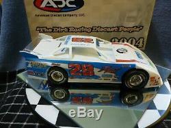 Dennis Erb JR #28 1/24 2004 Dirt Late Model ADC Red Series