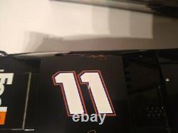 Denny Hamlin 2007 Action/adc #11 Fedex Express Late Model Dirt Car 1/24 Xrare