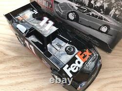 Denny Hamlin 2007 Fedex Express Eldora Prelude To The Dream Dirt Late Model 1/24