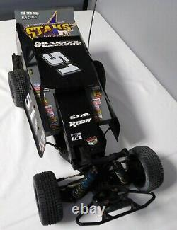 Dirt Modified Late Model RC Racing Chassis SC10.2 4X4 Team Associated 550-SL
