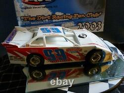 Donnie Moran #99 1/24 2003 Dirt Late Model ADC