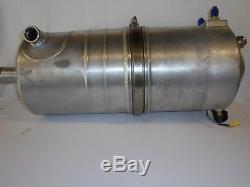 Dry Sump Oil Tank-racing-dirt Late Model-asphalt-k&n-oval-peterson-patterson