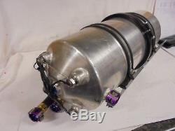 Dry Sump Oil Tank-racing-dirt Late Model-oval-asphalt- Peterson-patterson-moroso