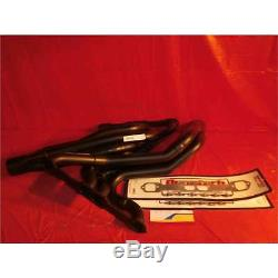 Dynatech Racing Exhaust 33-16121 Exhaust Header Dirt Late Model Step 1-7/8 To 2i
