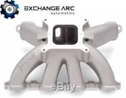 Edelbrock Engine Intake Manifold 2-Piece Manifold SB-2 SBC Dirt Late Model Sta
