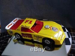 FLINTSTONE MIEK DUVALL #F1 1/24 Action DIRT LATE MODEL Custom