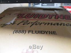 Fluidyne oil cooler NEW 60416 dirt late model race car Bicknell Teo IMCA UMP