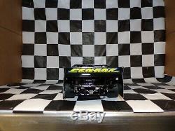 Frank Heckenast #99JR 2020 Dirt Late Model 124 scale car ADC DW220F237