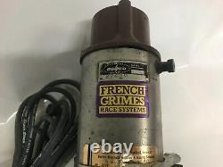 French Grimes SBC BBC Magneto Distributor Dirt Late Model IMCA Sprint Car