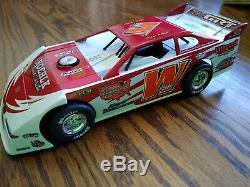 Gary Webb#W56 ADC 2004 Dirt Late Model 1/24 scale Limited Edition