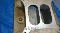 Gm bowtie vortec intake GM12464340 ump imca wissota crate dirt late model asa