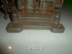 Holley 2 barrel 800 cfm GAS C&S ump imca dirt late model asa arca 4412 6425