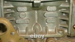 Holley 4150 HP 950 cfm carburetor 80496-1 ump imca dirt late model drag racing
