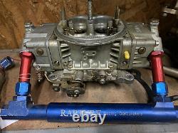 Holley 4 Barrel Racing Carburetor 4150 6R7921B Dirt Late Model Rapture
