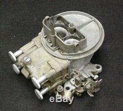 Holley 6425 2bbl Race Carburetor Carb Dirt Ump Late Model Oval Track Circle