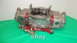 Holley Ultra Hp 850 cfm GAS dirt late model ump imca modified drag racing