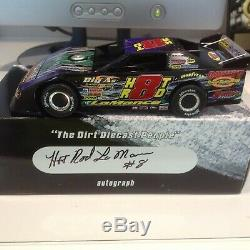 Hot Rod Lamance #8 (2007) ADC Dirt Late Model Diecast 1/24 Scale
