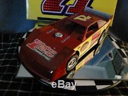 Hudson O'Neal #71 Custom Dirt Late Model Car 1/24 ADC