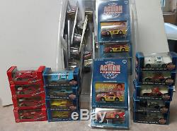 Huge Lot DieCast Late Model Dirt Car 164 Scale