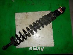 Integra racing shock LR ump imca dirt late model rocket coil over springs