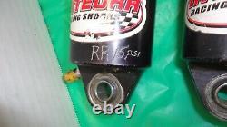 Integra racing shocks non adjustable asa arca nascar templet late model dirt