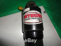 Integra racing shocks traction shock LRF imca wissota dirt late model rocket 8-2