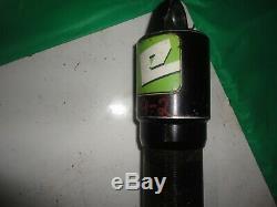 Integra racing shocks traction shock LRF imca wissota dirt late model rocket 9-2