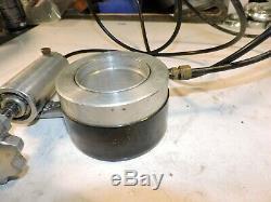 Internally adjustable screw jack weight jacker Late Model Dirt Car