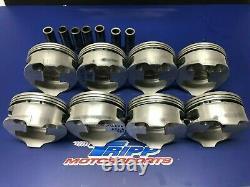 JE SB Chevy Pistons 18 Degree 406 cu in NASCAR, Dirt Late Model, Modified