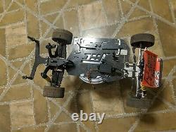 JRC Jet 1/10 Dirt Oval EDM Modified Late Model RC Car Roller Servo Custom Works