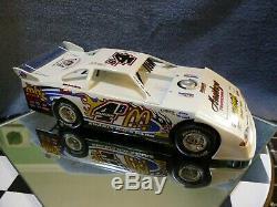 Jackie Boggs 4B ADC 2005 Blue Series 1/24 scale Dirt Late Model car NIB