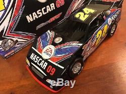 Jeff Gordon #24 2008 Prelude To The Dream Dirt Late Model 1/24 ADC Diecast