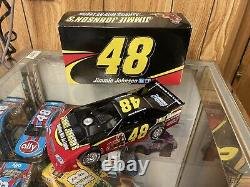 Jimmie Johnson #48 Anything With an Engine 2012 ADC Dirt Late Model
