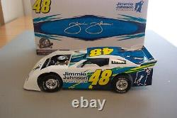 Jimmie Johnson #48 Jimmie Johnson Foundation 2008 ADC Dirt Late Model