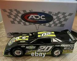 Jimmy Owens 2019 ADC Dirt Late Model 1/24 Rare Only 250 Made