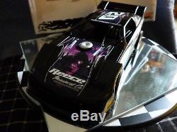Jimmy Owens #20 1/24 2012 World 100 ADC DIRT Late Model CAR Rare